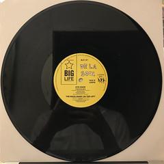 DE LA SOUL:EYE KNOW(RECORD SIDE-B)