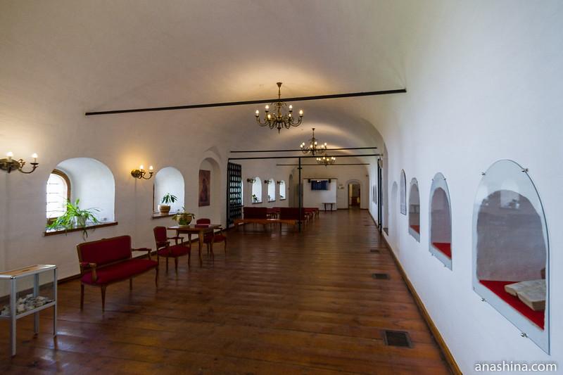 Трапезная, Спасо-Евфимиев монастырь, Суздаль