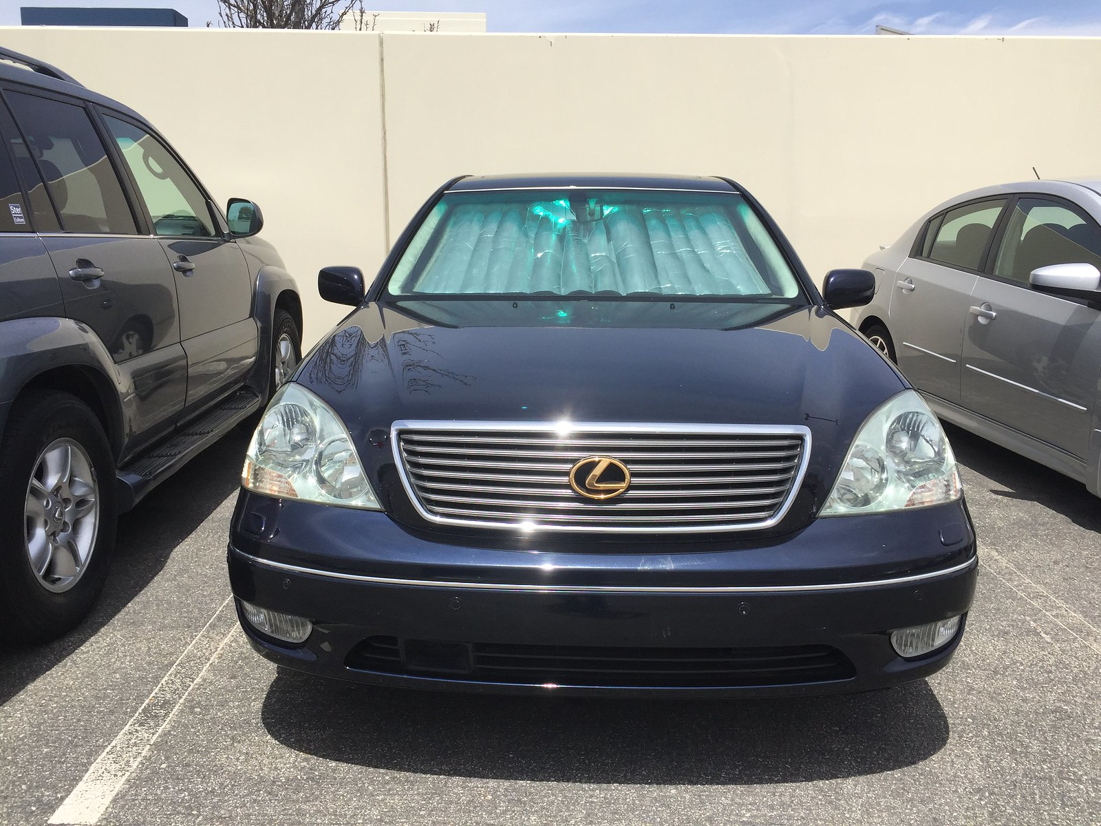 CA 2002 Lexus LS430 with 110k Miles - 2 Owner/Clean Title