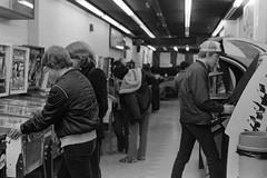 Funland Arcade, Yonge Street, Toronto, 1981