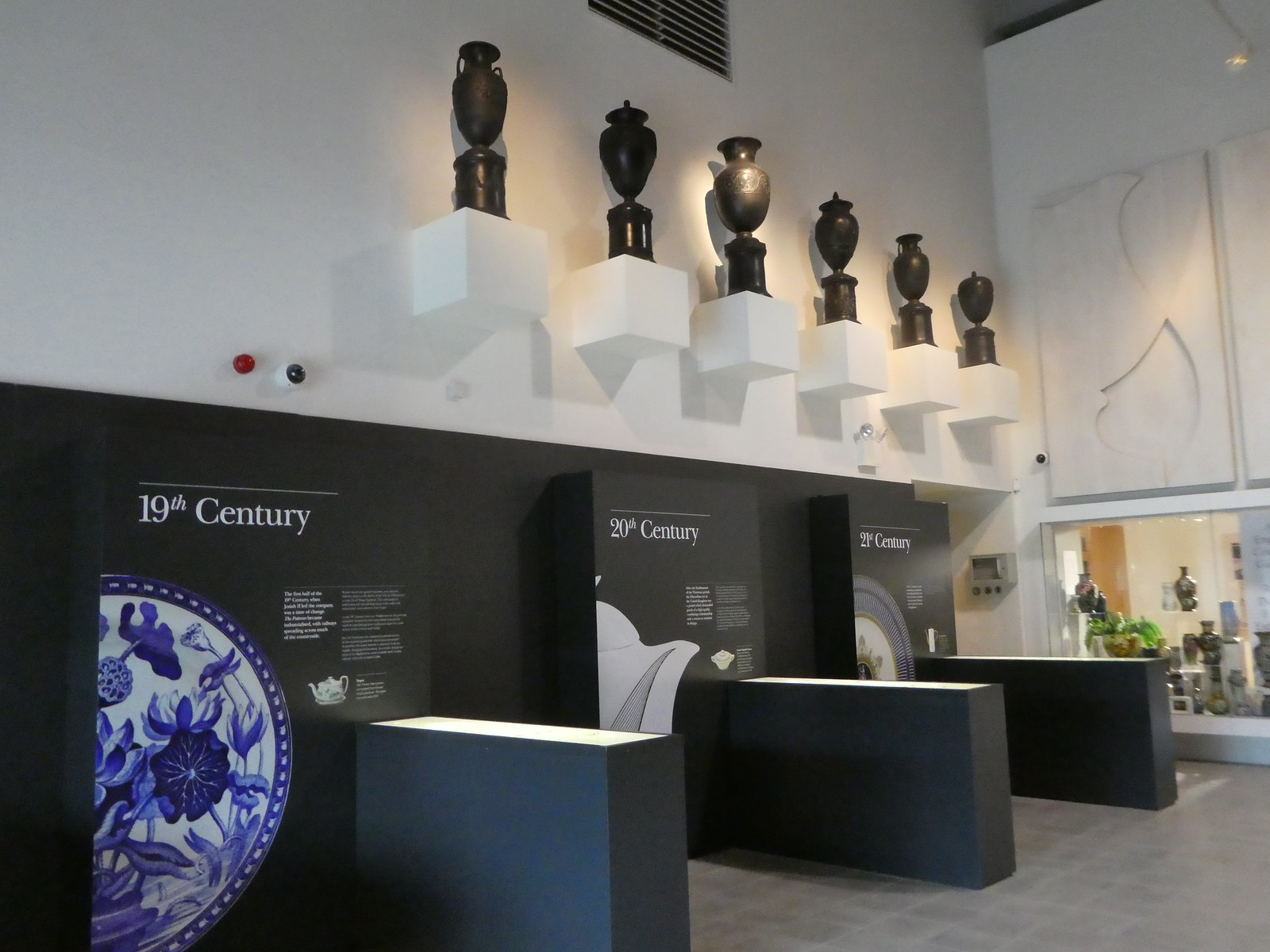 Wedgwood Museum, World of Wedgwood, Barlaston, Stoke-on-Trent