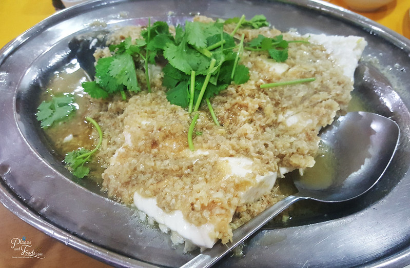 robson heights seafood restaurant steamed river carp