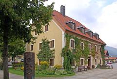 Ruhpolding - Ortsmitte (17) - »Haus des Gastes«