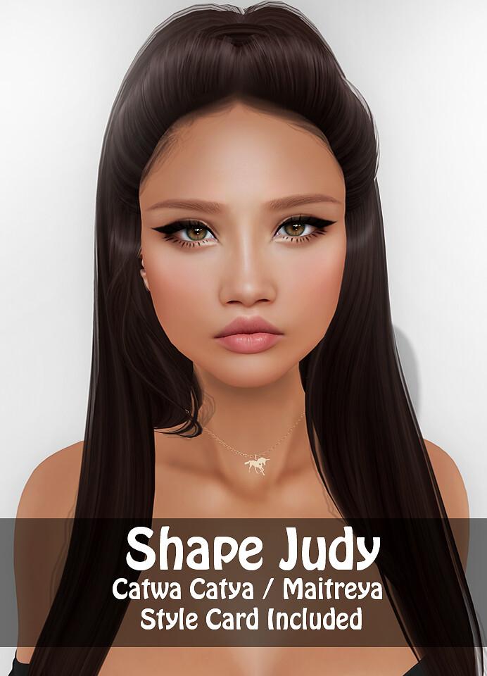 NEW! Shape Judy (Catwa Catya) - TeleportHub.com Live!