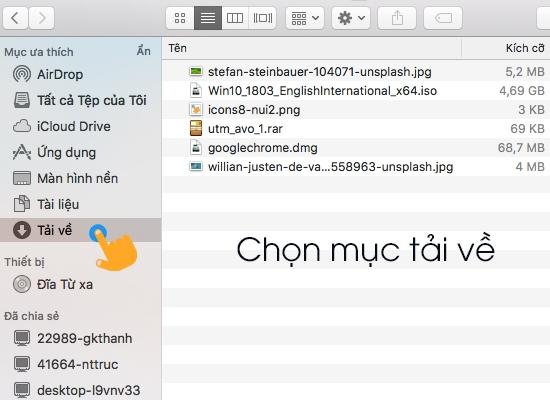 Hướng dẫn đổi hình nền máy tính Macbook - Cách cài hình nền cho máy tính Macbook