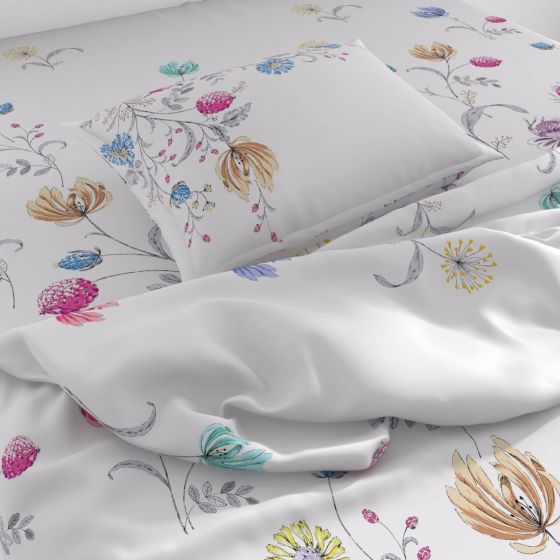 English cottage style bed sheet from Spaces