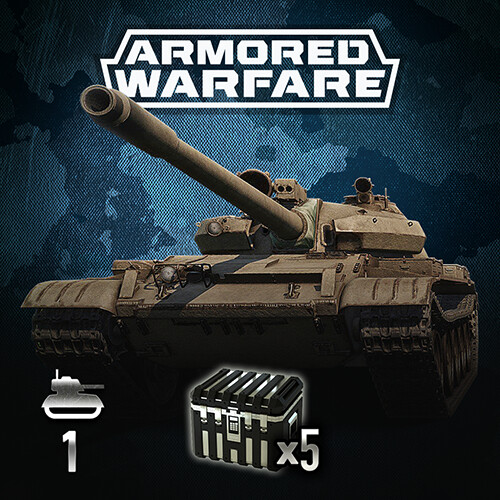 T-55M1 Prime Pack (Armoured Warfare)