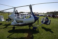 G-MARL AutoGyro Europe Calidus [RSUK/CALS/031] Popham 050518