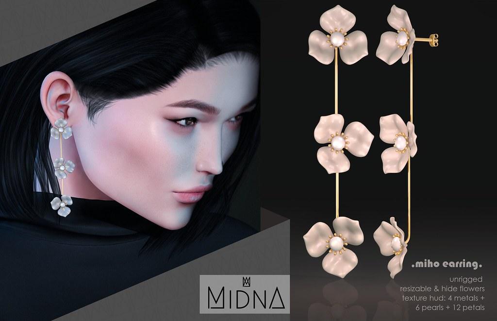Midna - Earring Miho - TeleportHub.com Live!