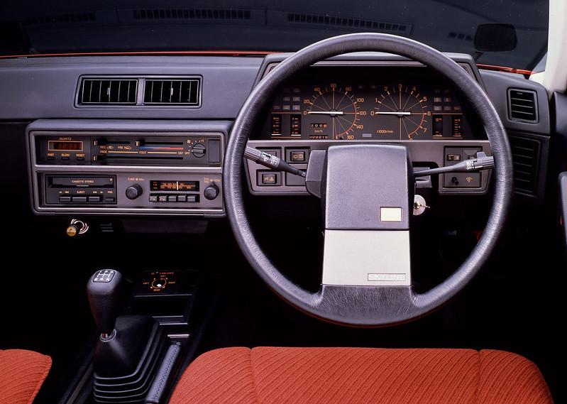 1981 NISSAN SKYLINE 2000GT