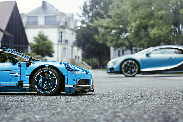 LEGO Bugatti Molsheim - Big Brother