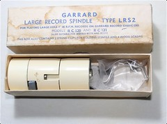 Garrard Large Record Spindle LRS2 1