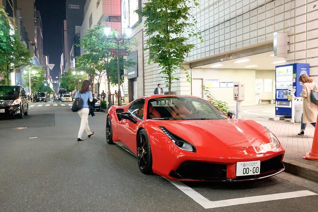 FERRARI 488 GTS 2018/05/15 X7000613