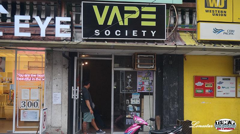 Vape Society Walking Street