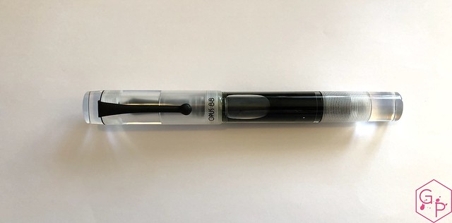 Opus 88 Koloro Demonstrator Fountain Pen Review @GoldspotPens 7
