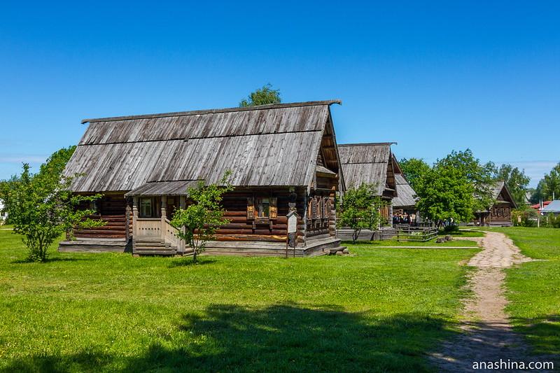 Музей деревянного зодчества и Крестьянского быта