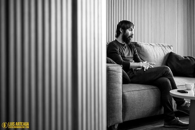 Entrevista con Enric Montefusco