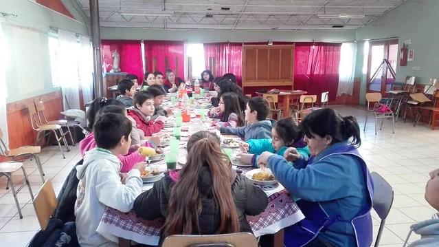 2018 Visita Parroquial Cunco