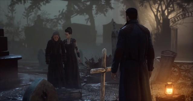 Vampyr - obiteljsko okupljanje