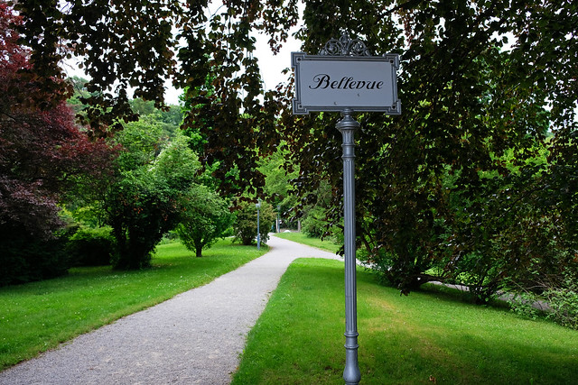 Kurpark, Baden bei Wien, Austria