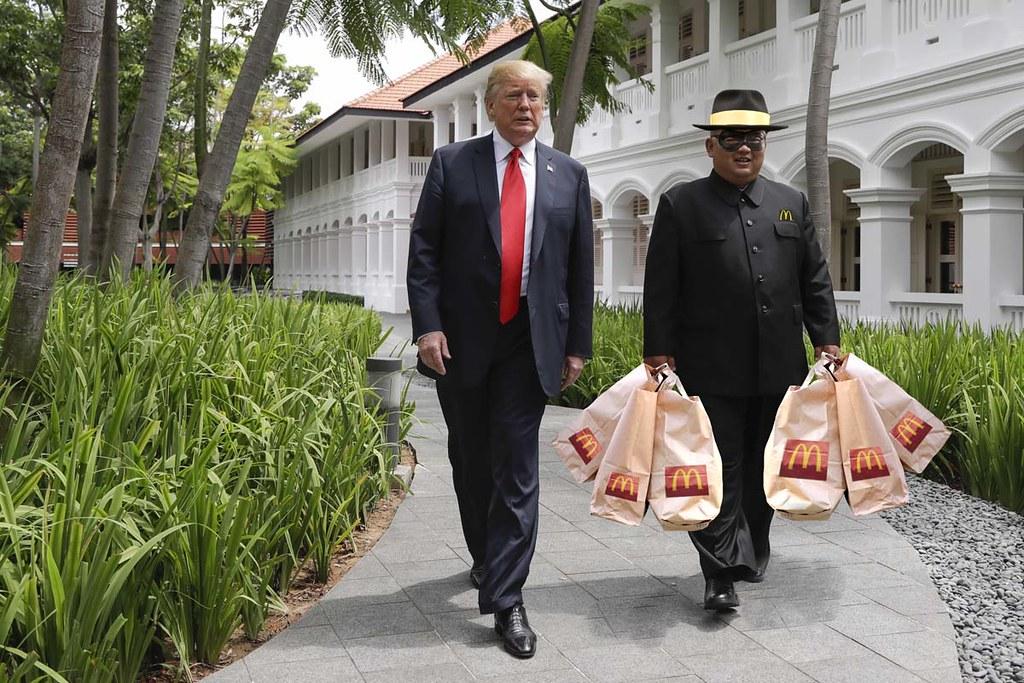 Trump-Kim Summit Lunch_04