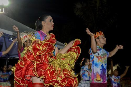 Festival Folclórico no Zumbi III 08/06/2018