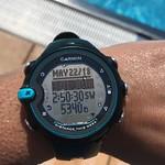 Day 2 of Lido Challenge - 5km nailed