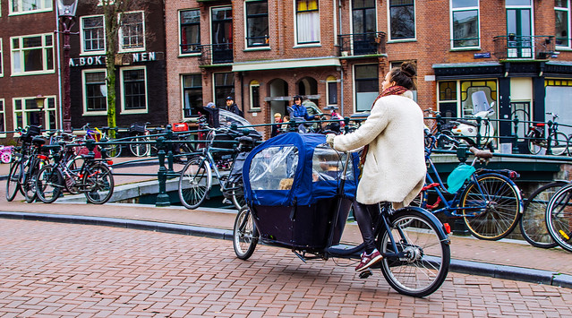 AmsterBiKERs [Protected Family] (166/365)