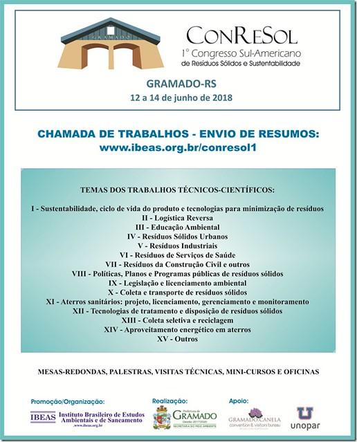 Notícia sobre o Curso de Direito - Congresso Internacional