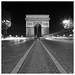 Arc II / Arc de Triomphe / Paris, France