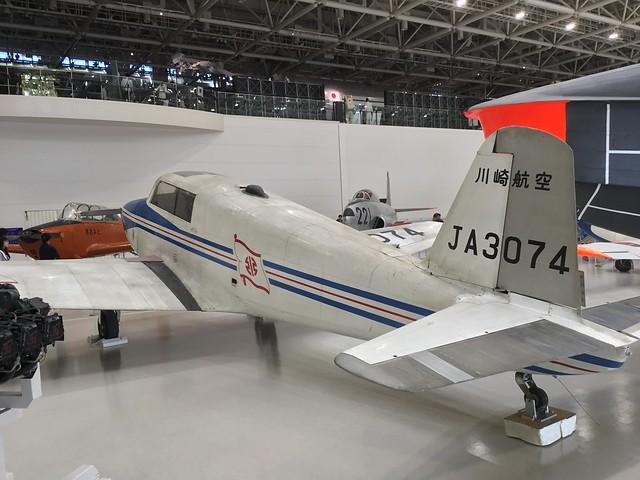 川崎航空機(現・川崎重工業) KAL-1 IMG_2489