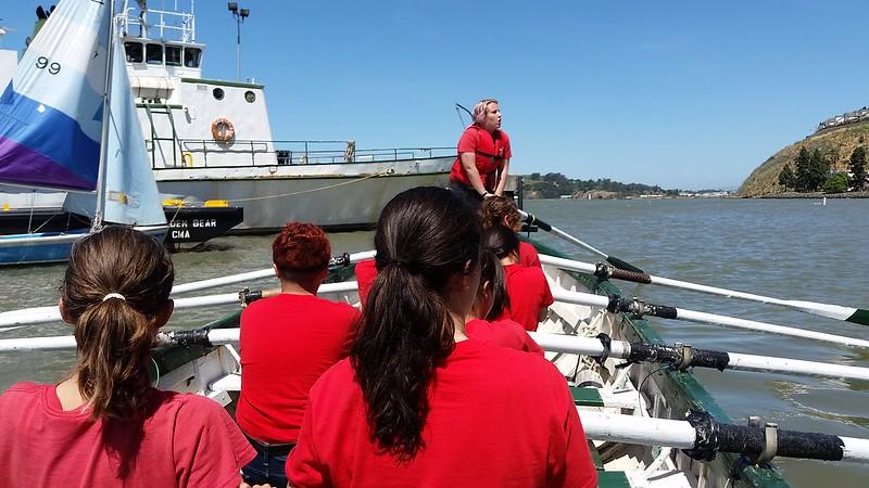 MSS Viking Crew During Flotilla Drill