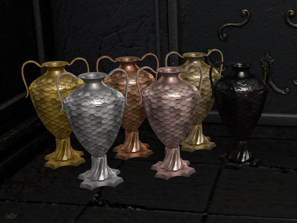 /studioDire/ Atwood Urns