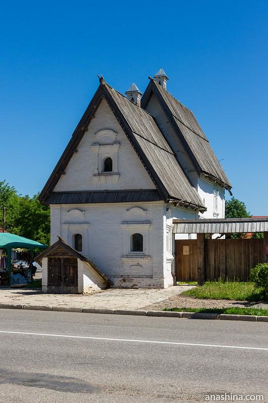 Посадский дом, Суздаль