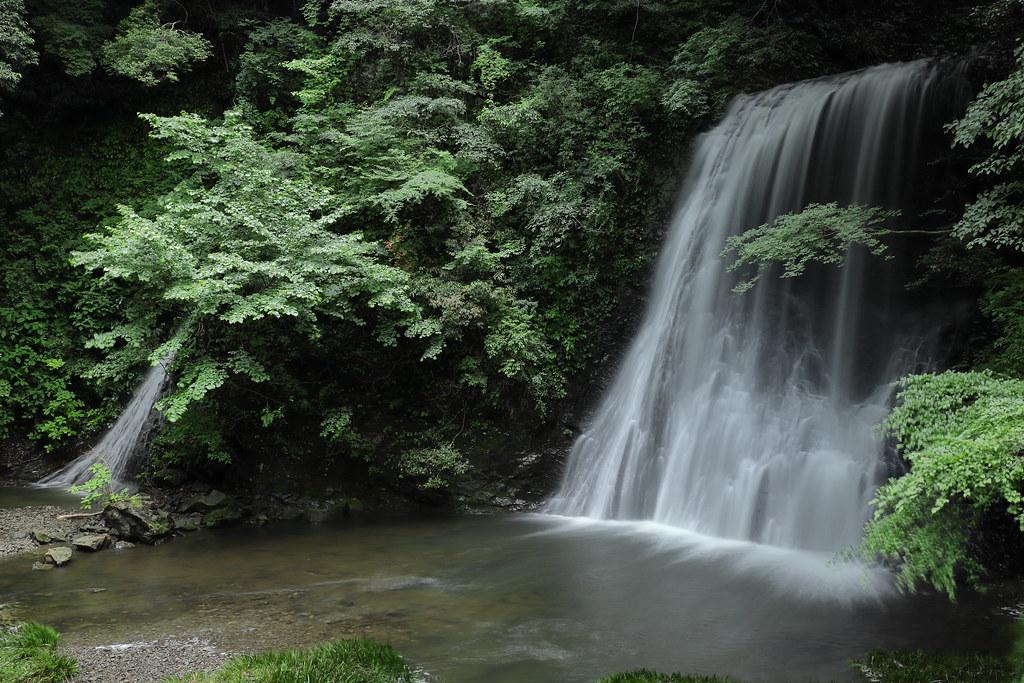 四方木滝2