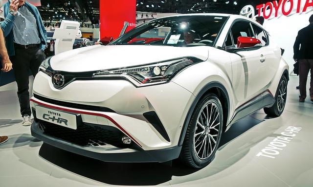 C-HR (Mk1) - Toyota