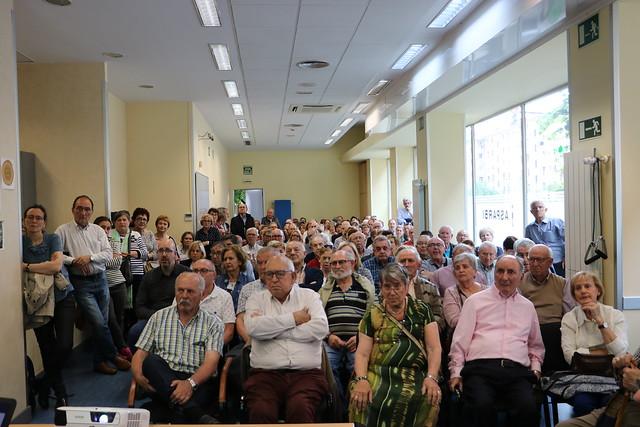 Conferencia Neurología en ASPARBI