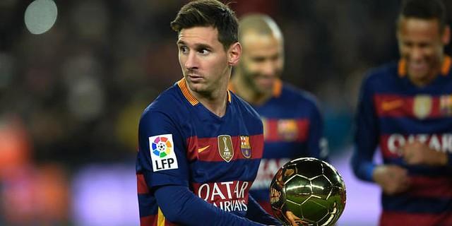 Lionel Messi Gila Kalau Menyebut Barcelona Sangat Bergantung Padanya