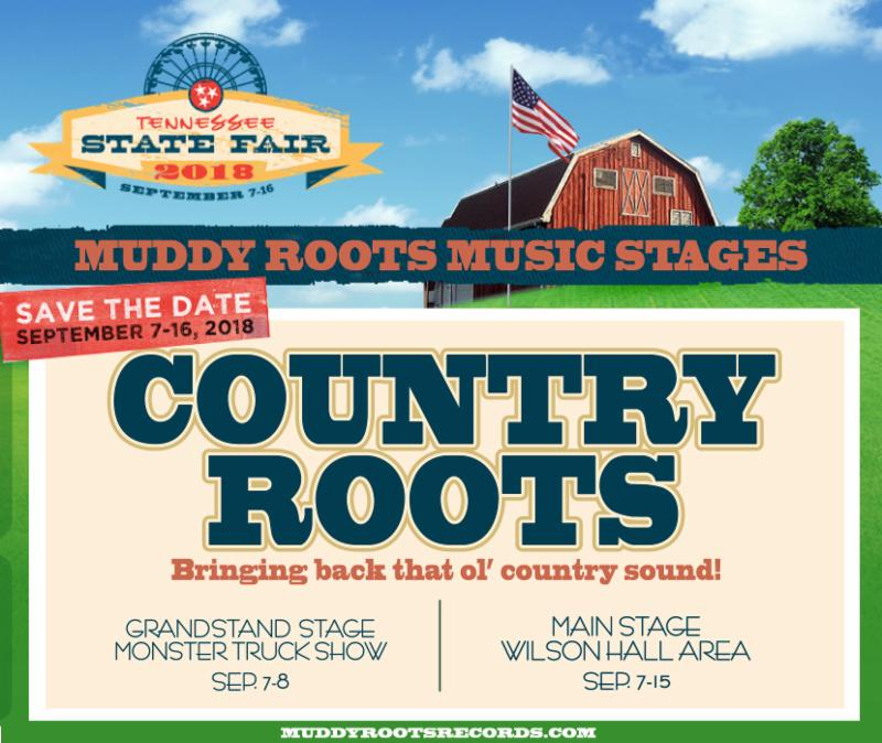 COUNTRY ROOTS TN STATE FAIR