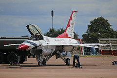 91-0413 Lockheed Martin F-16C Fighting Falcon United States Air Force