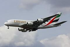 A380 A6-EDG London Heathrow 15.06.18