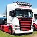 Barwells Scania R Series VB54WEL Peterborough Truckfest 2018