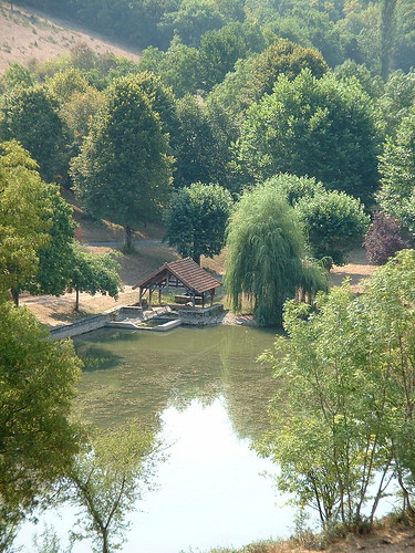 Montfaucon - Lavoir (bourg)
