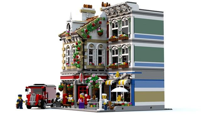 Brick Square Post Office 5