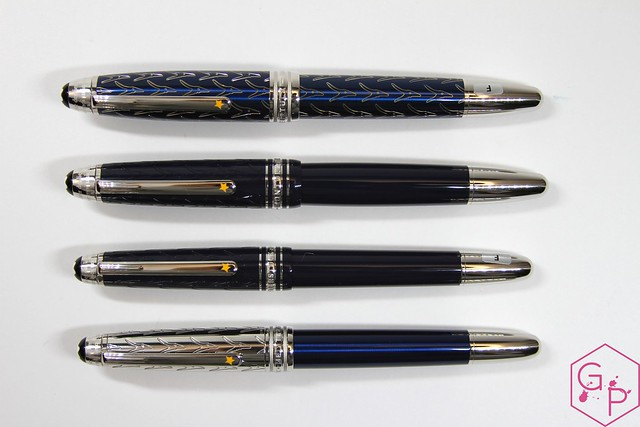 Montblanc Le Petit Prince Fountain Pen Collection Overview @Montblanc_World @AppelboomLaren 45