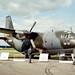 Aeritalia G.222 I-CERX Farnborough 2-9-86