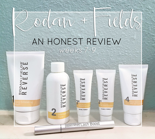 rodan + fields header weeks 7-9