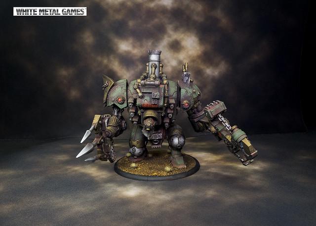 Warmachine Galleon