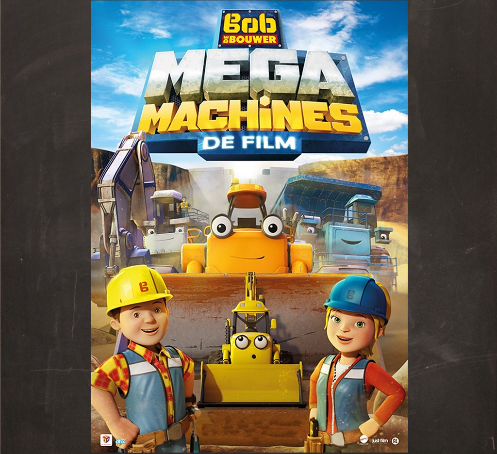 Film Bob de bouwer