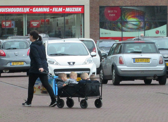 Baby Trolley, Drachten, The Netherlands